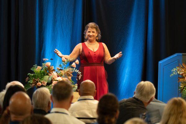 Betsy Craig Speaking