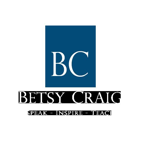 Betsy Craig   entrepreneur, inspirational speaker, author of unstoppable